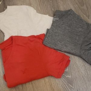 American Eagle tee bundle